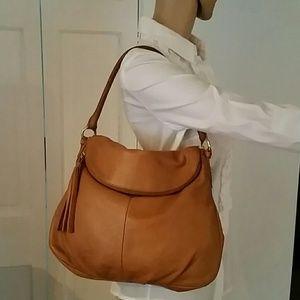 Cynthia Rowley Leather Satchel